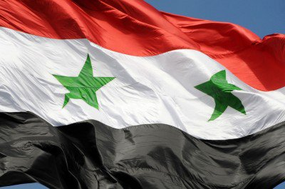 The_flag_of_Syrian_Arab_Republic_Damascus_Syria-400x265