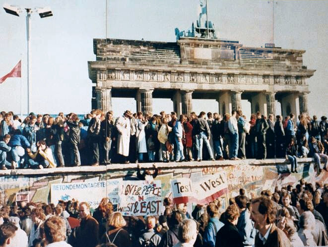 The Fall of the Berlin Wall: To Celebrate or Not to Celebrate?