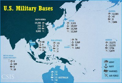 The Monster in the Mirror The US Network of Military Bases Global