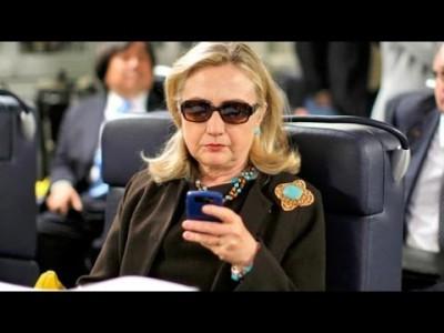 Clinton lunettes noires