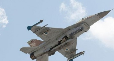 israel jets air strike