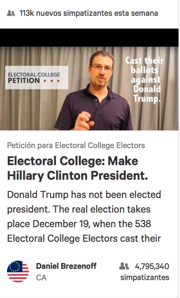 538 electoral votes