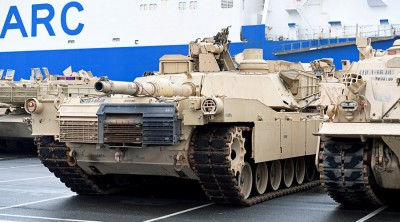 NATO tanks germany