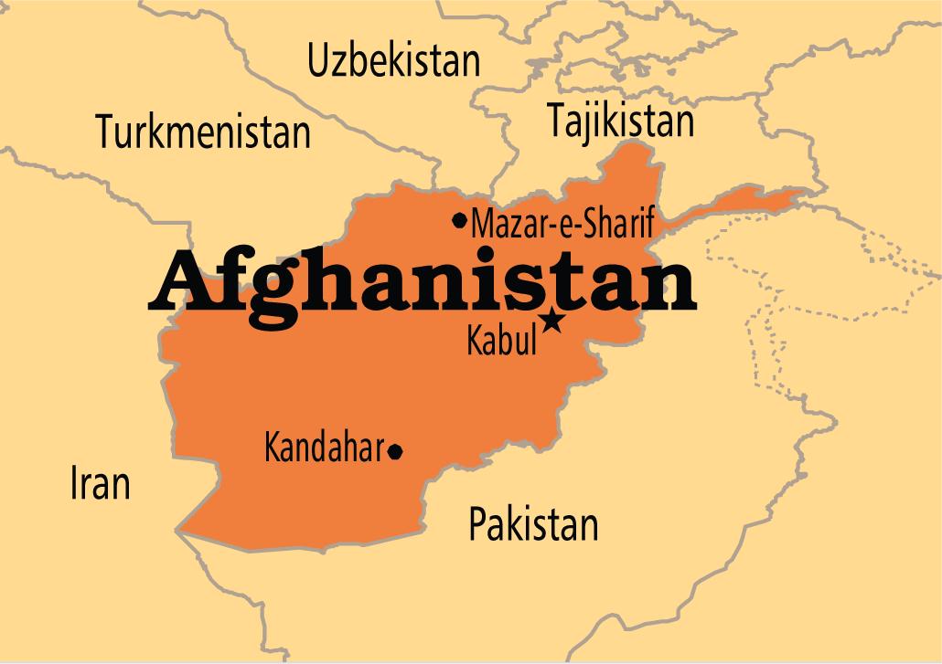 Afghanistan: Meet the Amputees Fighting America's Longest War