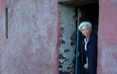 C. Lagarde