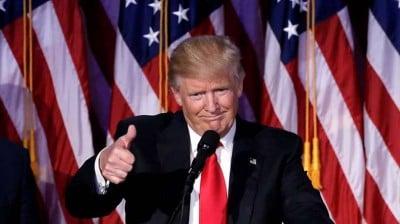 CIA-trump