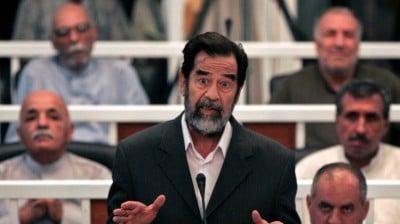 Procès Saddam Hussein