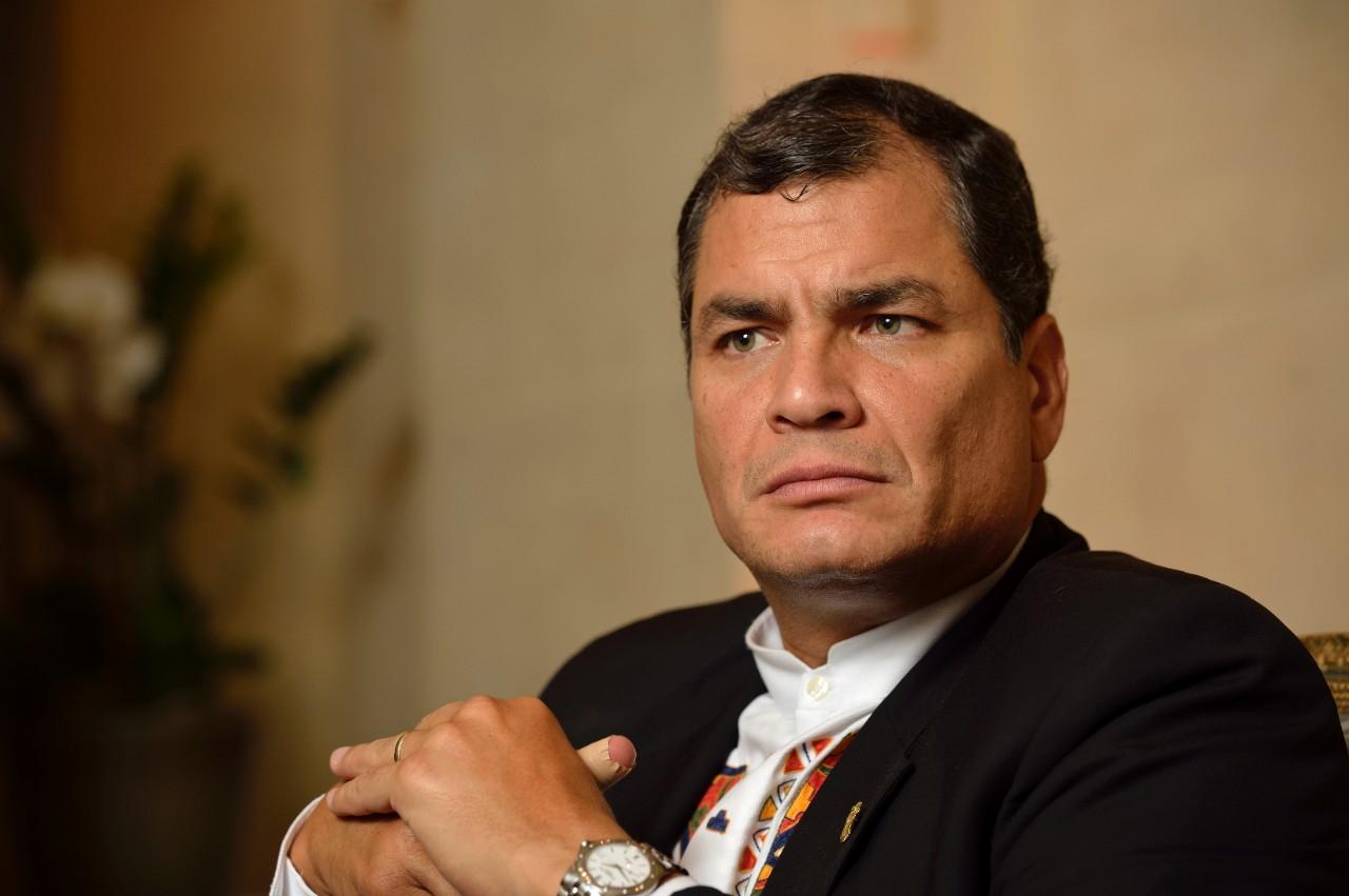 Gobierno ecuatoriano contra indígenas y ecologistas