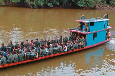 FARC and Colombia