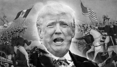 Trump-Mexico war