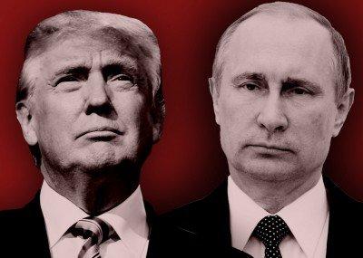 Trump Poutine 2
