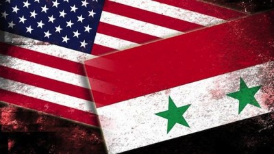 us-syria-flags
