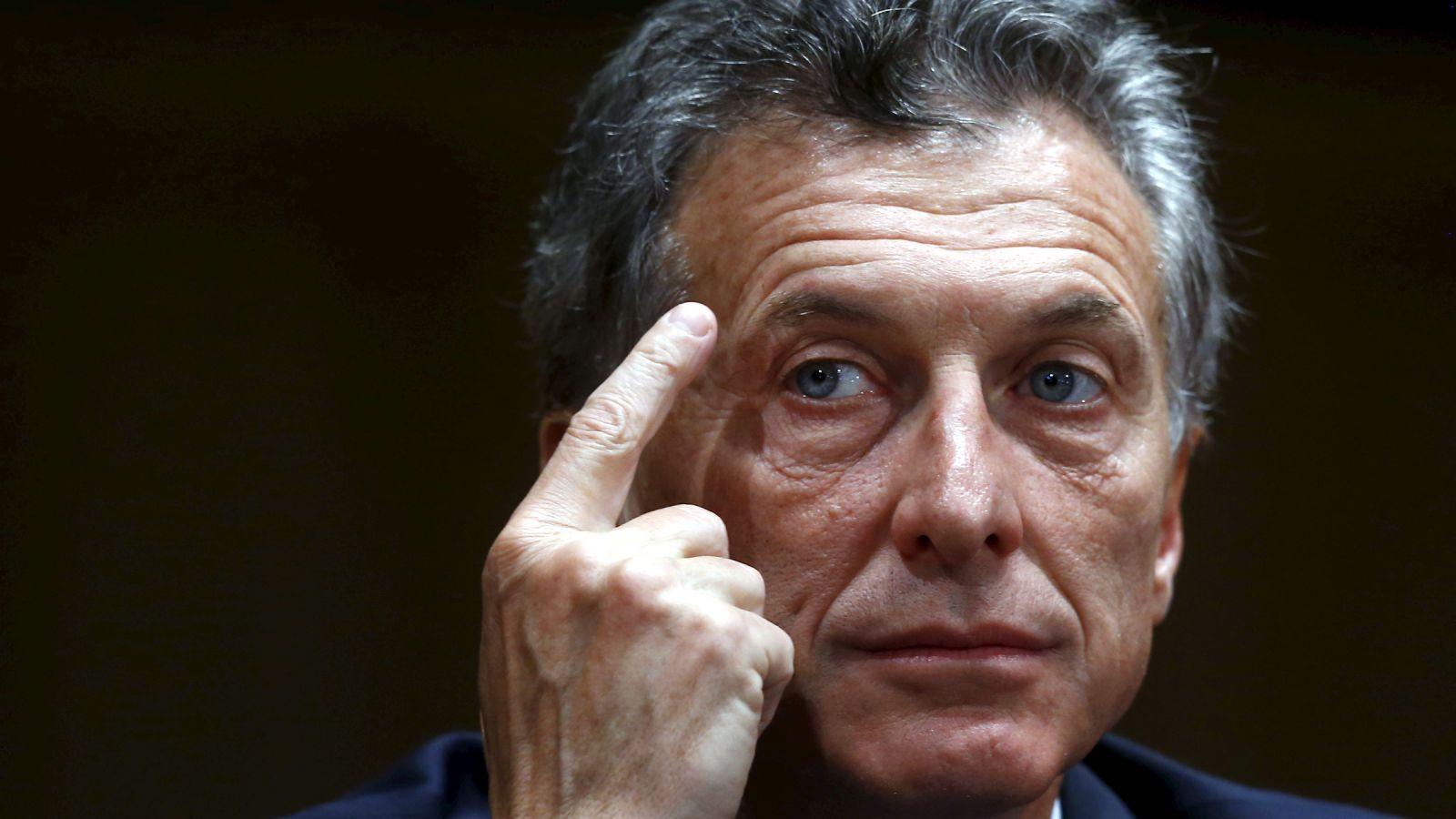 Macri quiere guerra en educación y tarifas