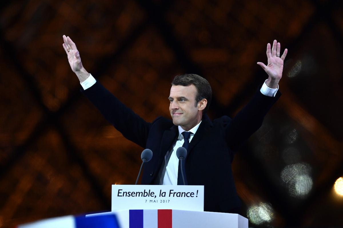 New French President 'Will Not Recognise Palestine'
