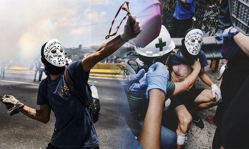 Venezuela Is Deep Into Civil War?