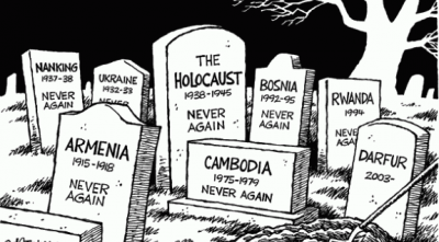 Of Genocide and Those Who Do N...
