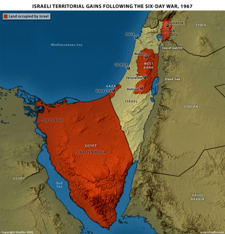 Fifty Years Later: Myths and Facts About the Six Day War - Global