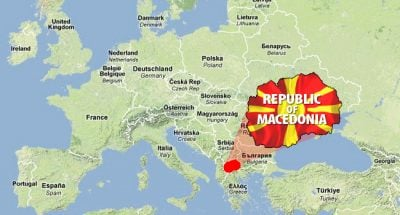 The StateName of Macedonia Historical Analysis Political