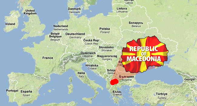 the state name of macedonia historical analysis political