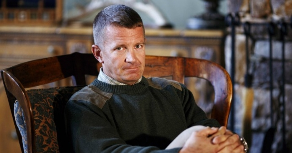 Image result for Was Erik Prince private army trained by New Abwehr?
