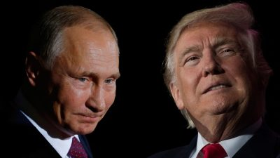 Trump Being Moved Aside So Conflict with Russia Can Proceed