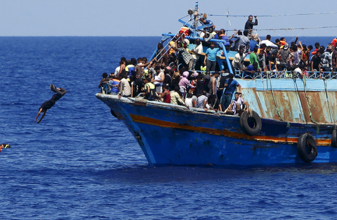 Bombing Libya: The Origins of Europe's Immigration Crisis