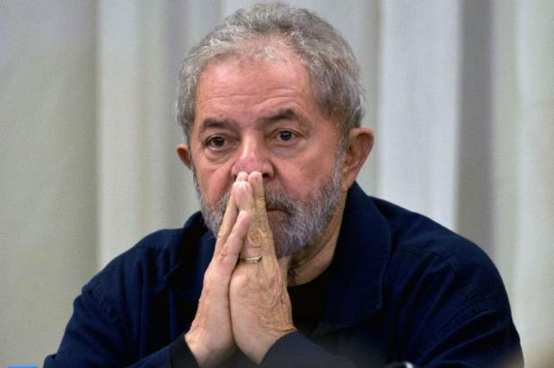 "Lula Tells the World He's ""Back in the Game"" from Jail. ""Lula is Brazil's only Possible Factor of Stability"""