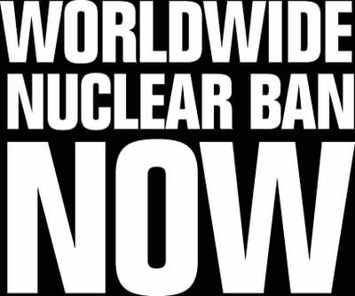 Image result for Nuclear Ban Treaty LOGO