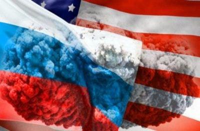 Internationale Kriegstreiber rühren die Kriegstrommeln für Krieg gegen Russland