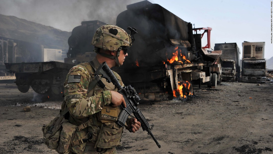 """The U.S. Bombed Afghanistan More in September than Any Month Since 2010, but the """"Death Toll"""" Remains Hidden"""