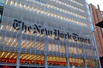 Without Ever Using Word Blog Nyt Admits >> Ny Times Admits It Sends Stories To Us Government For Approval