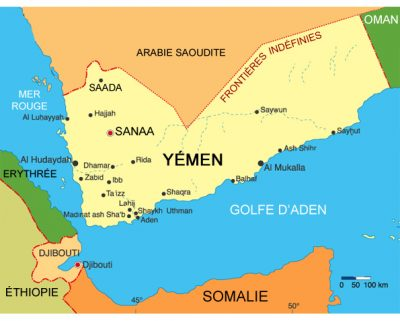 Welcome Back To The Map South Yemen Global Researchglobal