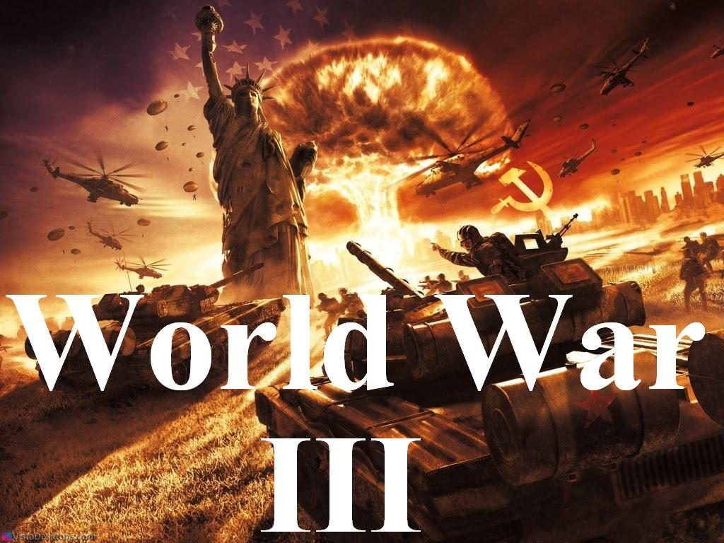 Rival Superpower Strategies: World War III with China