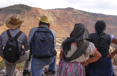 Canadian Mining Is Dispossessing Indigenous Peoples and Campesino