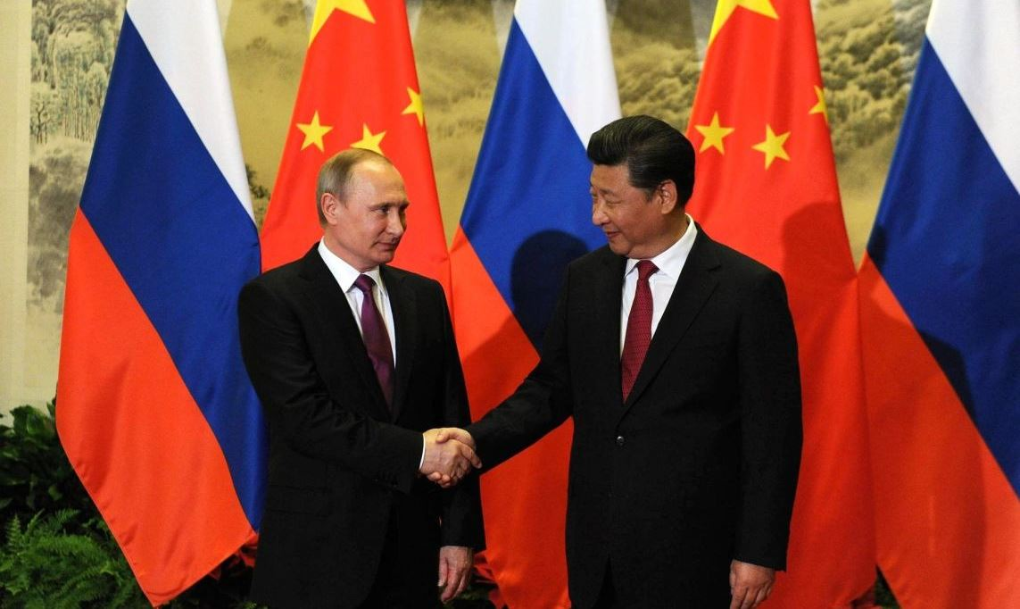 "Making History: China and Russia Are Transforming ""Enemies"" into ""Friends"""