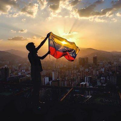 Afbeeldingsresultaat voor Time for a Vigilant Celebration in Venezuela.