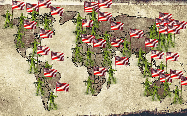 The US Has Soldiers Deployed in Almost Every Country on ...