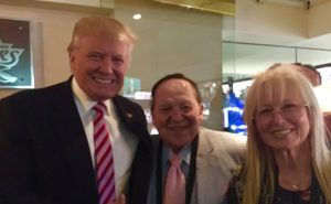 POTUS Punk vs. Dem Dementia | Canada | RNC Donald Trump Sheldon Adelson RNC1 1