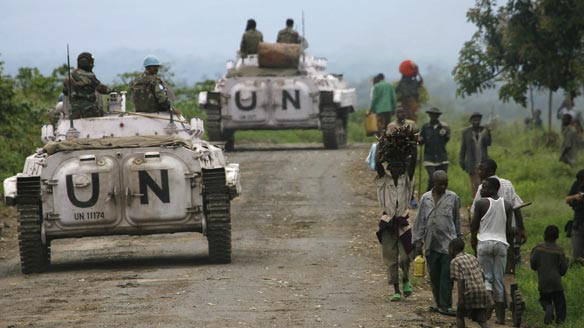 Congo: A Neocolonial Project Managed by the UN Security Council