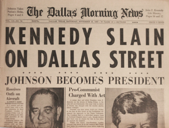 The Strange Fate of Those Who Saw JFK Shot - Global Research