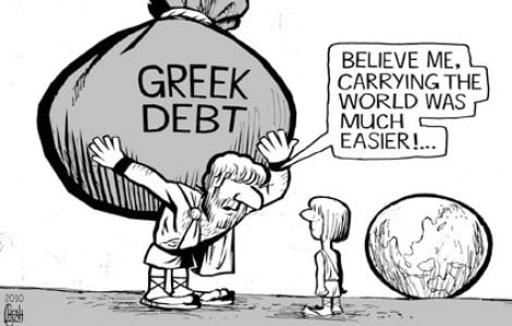 Still More Austerity Imposed in Greece
