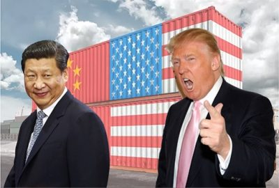 Image result for What does Chinese people think of US-China trade war