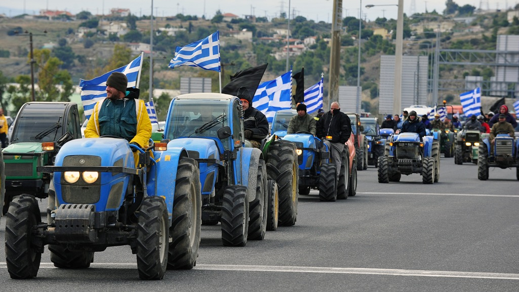 Greeks Are Revolting Again - Global Research