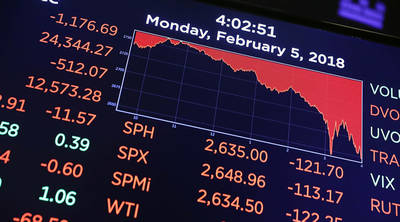 Stock Markets Implode Worldwide—What's Next?