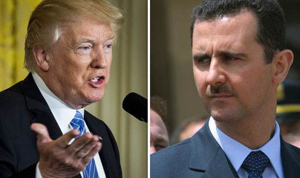 Trump Says He Doesn't Need a Fake Chemical Attack to Bomb Syria