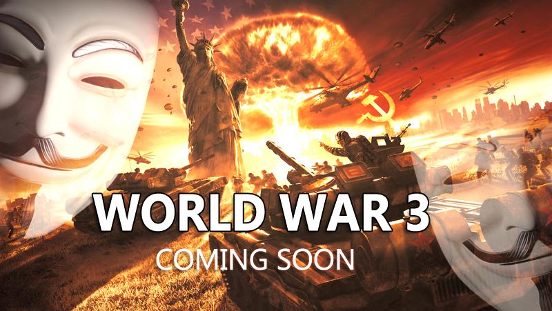 World War III Is Approaching -...