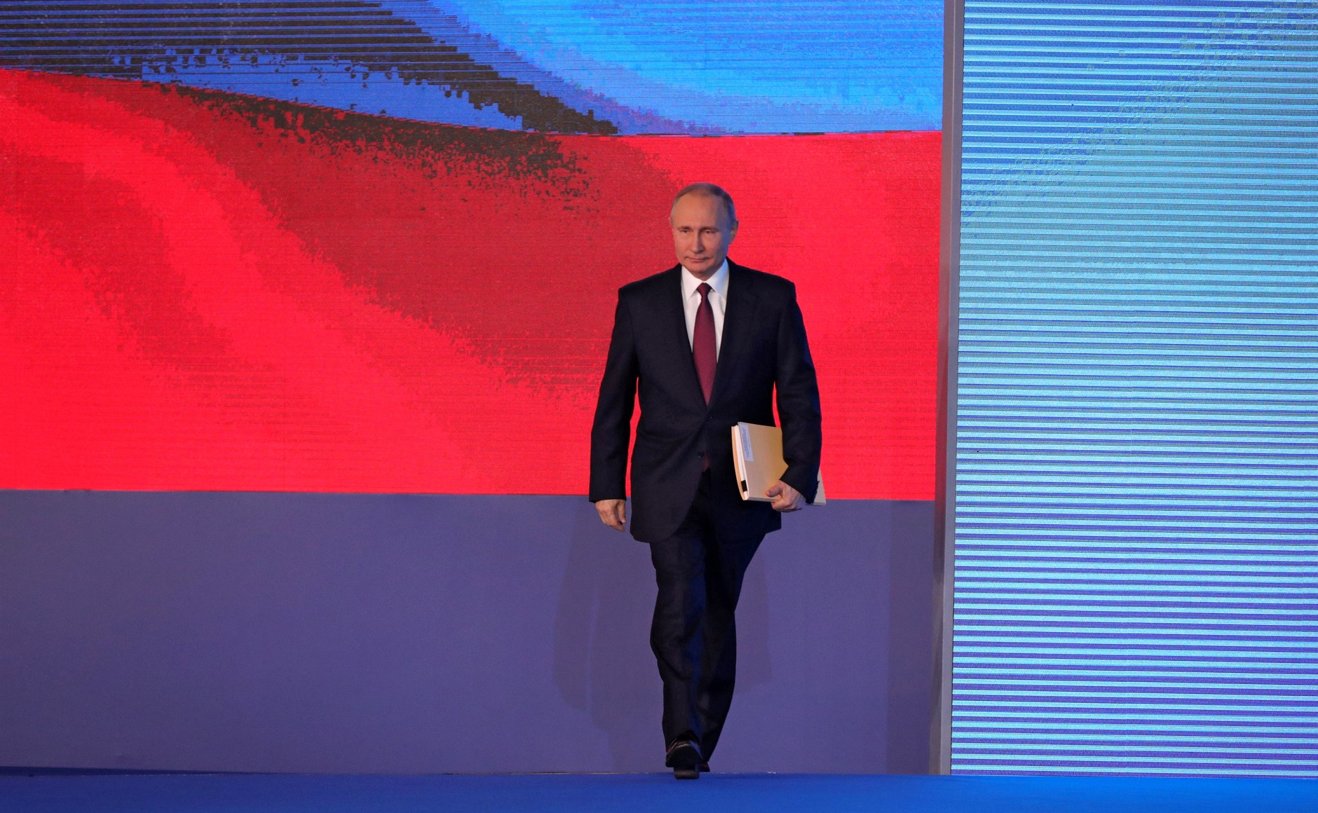 It's Okay to Constructively Criticize Russia, Even President Putin