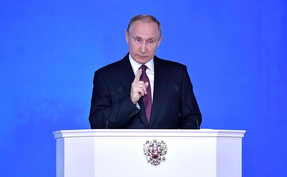 Missile-gate: U.S. Intel Misses Russia's Big Advances in Nuclear Parity