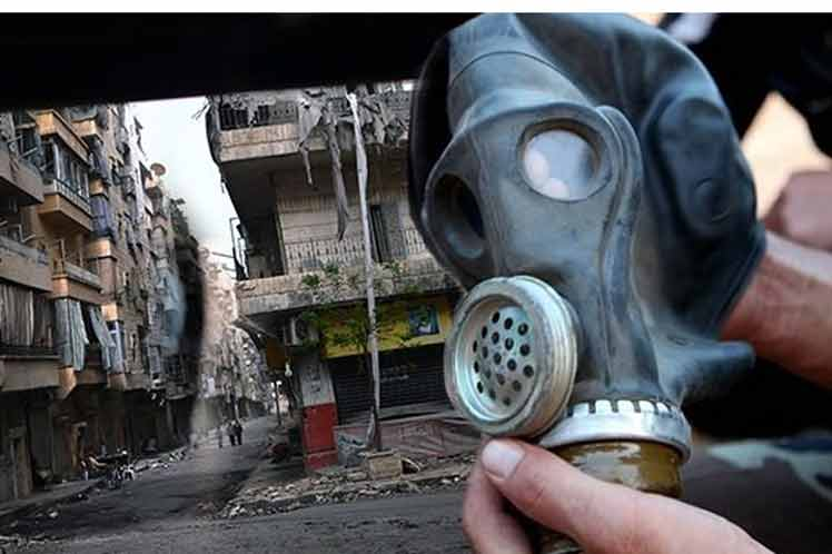 Evidence that Douma 'Chemical Attack' Was Staged: OPCW's Unpublished Engineers' Report - Global Research