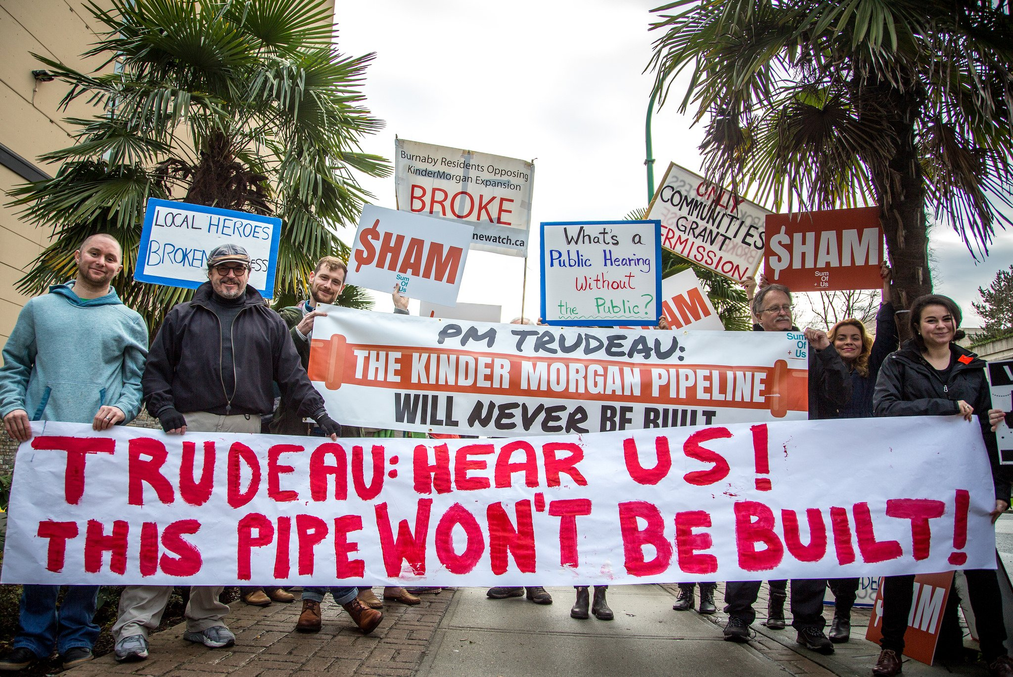 Oil Change International Responds to Canada's Federal Court of Appeal's Quashing of Trans Mountain Expansion Pipeline's Cabinet Approval